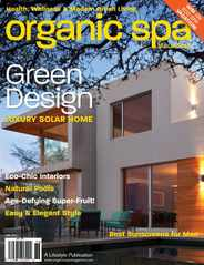Organic Spa Magazine Subscription June 1st, 2015 Issue