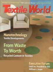 Textile World Magazine Subscription