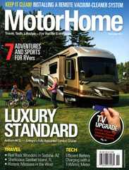 Motor Home Magazine Subscription