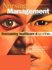 Nursing Management Magazine Subscription