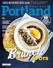 Portland Monthly Magazine Subscription May 1st, 2015 Issue