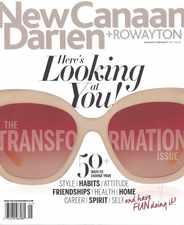 New Canaan-Darien Magazine Subscription
