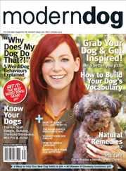 Modern Dog Magazine Subscription