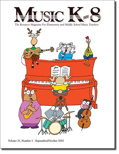 Music K-8 (CD)