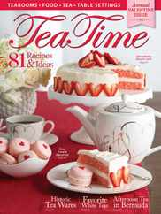 Tea Time Magazine Subscription