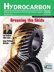 Hydrocarbon Asia Magazine Subscription