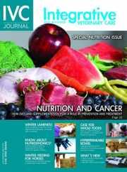 Integrative Veterinary Care (IVC) Journal Magazine Subscription