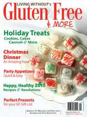 Living Without's Gluten Free & More Magazine Subscription