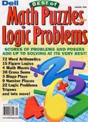 Logic Lover's Math & Logic Problems Magazine Subscription