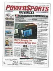 Powersports Business Magazine Subscription
