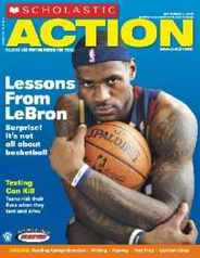 Scholastic Action Magazine Subscription