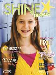 Shine Brightly Magazine Subscription