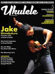 Ukulele Magazine Subscription