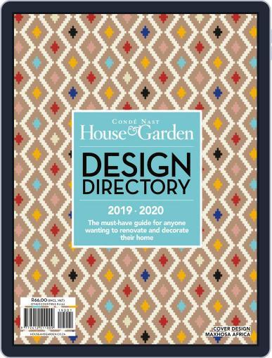 Condé Nast House & Garden Design Directory Magazine ...