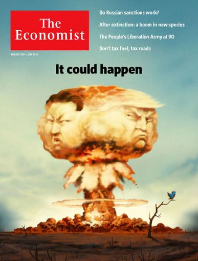 The Economist + $5 Amazon Gift Card Subscription Discount ...