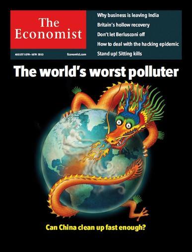 The Economist 25 Issues Magazine Subscription Discount ...