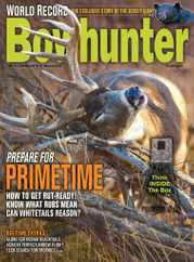 Bowhunter Magazine Subscription October 1st, 2020 Issue