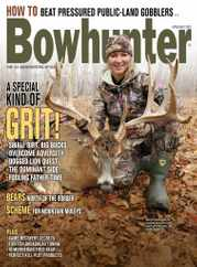 Bowhunter Magazine Subscription April 1st, 2021 Issue