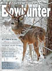 Bowhunter Magazine Subscription February 1st, 2021 Issue