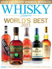 Whisky Magazine Subscription April 1st, 2021 Issue