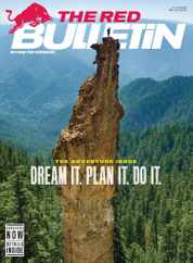 The Red Bulletin Magazine Subscription May 1st, 2021 Issue