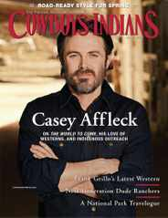 Cowboys & Indians Magazine Subscription April 1st, 2021 Issue