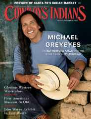 Cowboys & Indians Magazine Subscription August 1st, 2021 Issue