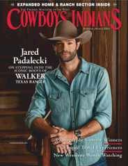 Cowboys & Indians Magazine Subscription February 1st, 2021 Issue