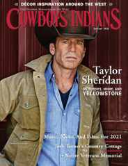 Cowboys & Indians Magazine Subscription January 1st, 2021 Issue