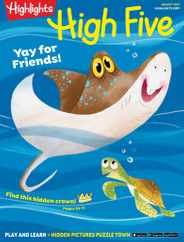 Highlights High Five Magazine Subscription August 1st, 2021 Issue