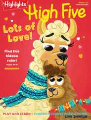 Highlights High Five Magazine Subscription February 1st, 2021 Issue