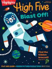 Highlights High Five Magazine Subscription January 1st, 2021 Issue