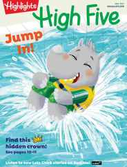 Highlights High Five Magazine Subscription July 1st, 2021 Issue
