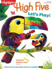 Highlights High Five Magazine Subscription June 1st, 2021 Issue