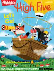 Highlights High Five Magazine Subscription March 1st, 2021 Issue