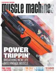 Hemmings Muscle Machines Magazine Subscription February 1st, 2021 Issue