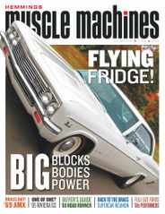 Hemmings Muscle Machines Magazine Subscription January 1st, 2021 Issue