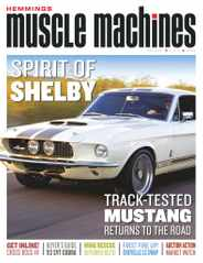 Hemmings Muscle Machines Magazine Subscription May 1st, 2021 Issue