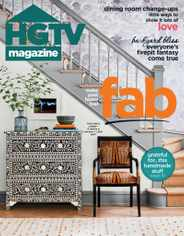 Hgtv Magazine Subscription November 1st, 2020 Issue