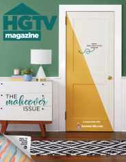 HGTV Magazine Subscription September 1st, 2020 Issue