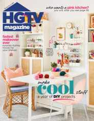 HGTV Magazine Subscription January 1st, 2021 Issue