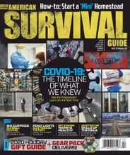 American Survival Guide Magazine Subscription December 1st, 2020 Issue