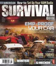 American Survival Guide Magazine Subscription November 1st, 2020 Issue