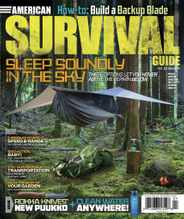 American Survival Guide Magazine Subscription April 1st, 2021 Issue