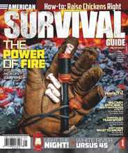 American Survival Guide Magazine Subscription January 1st, 2021 Issue
