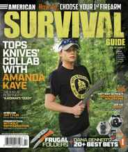 American Survival Guide Magazine Subscription July 1st, 2021 Issue