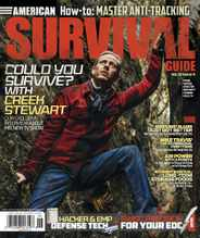 American Survival Guide Magazine Subscription June 1st, 2021 Issue