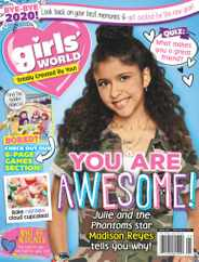 Girls World Magazine Subscription January 1st, 2021 Issue