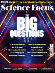 BBC Focus Magazine Subscription July 15th, 2021 Issue