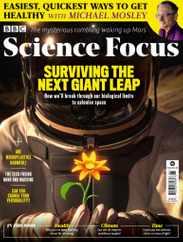 BBC Focus Magazine Subscription June 1st, 2021 Issue